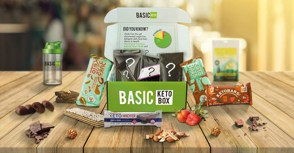 What is Keto Diet, How Keto Diet Works and How Our Basic Keto Subscription Box Can Help You in Achieving Results with It?