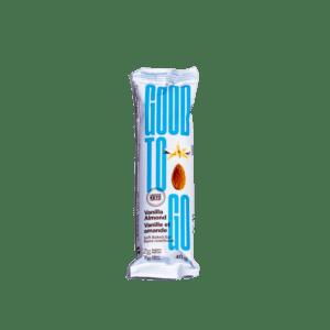 GOOD TO GO Keto Snack Bars Vanilla Almond