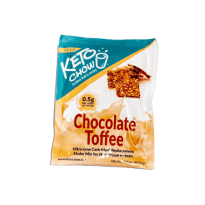 Keto Chow – Pumpkin Spice Caramel (single serving)