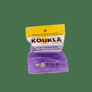 Koukla Delights Cacao Coconut Bites Mini Pack