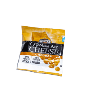 Ivanhoe Nothing But Cheese 100% Canadian Puffed Cheese Snacks