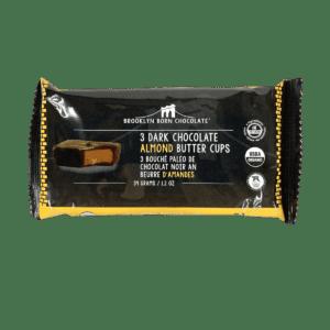Brooklyn Born Chocolate – Dark Chocolate Almond Butter Cups