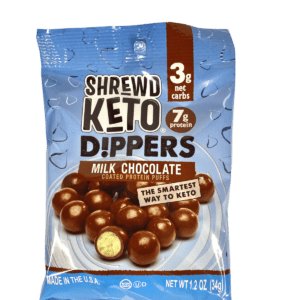 Keto Dippers Milk Chocolate