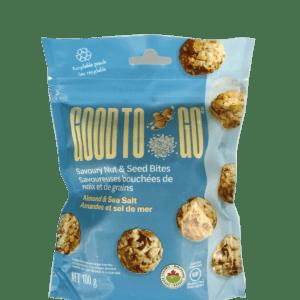 Almond & Sea Salt Nut and Seed Bites, 100g