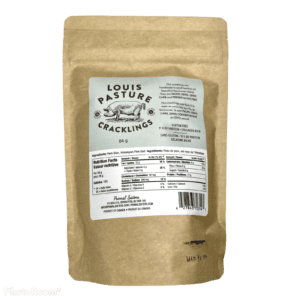 Louis Pasture Pork Crisps – Cracklings