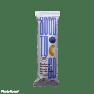 Good To Go Keto Snack Bars Blueberry Cashew