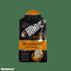 Macadamia Nut Butter – Macadamia With Coconut