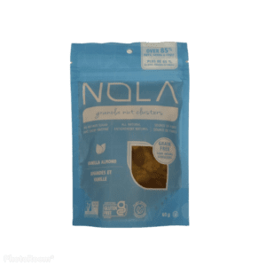 Granola Nut Clusters -Vanilla Almond
