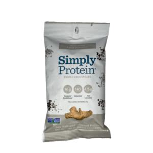 Simply Protein Salt and Pepper Chips