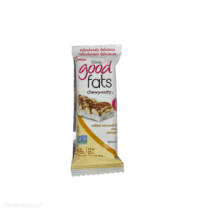 Love Good Fats Chewy-Nutty Keto Bars Salted Caramel