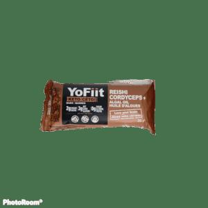 Yofiit Keto Bar With Adaptogens Choco