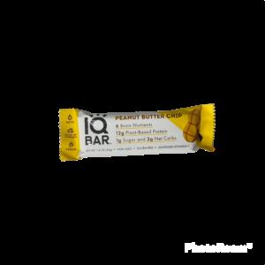 IQBAR – Peanut Butter Chip